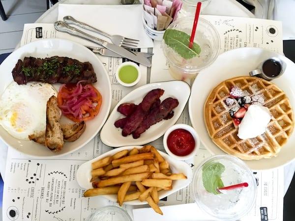 nyc brunch guide best restaurants for brunch in new york city