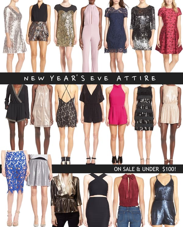 new years eve outfit ideas 2016  katie's bliss