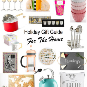 Home Holiday Gift Guide 2016