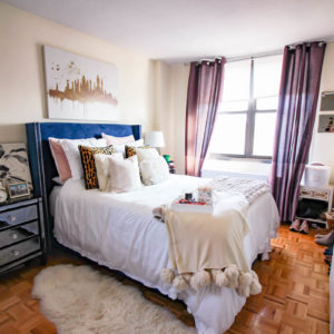 New York City Apartment Tour Bedroom