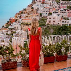 7 Day Amalfi Coast Itinerary & Travel Guide