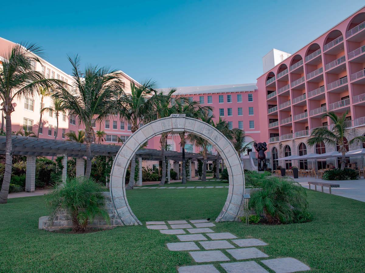 Princess Hotel Bermuda 2018 World S