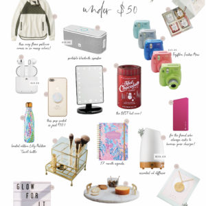 Under $50 Holiday Gift Guide