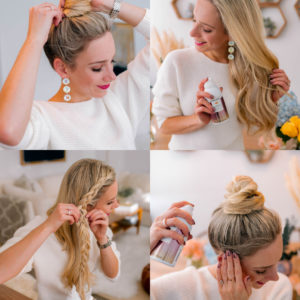 Katies Bliss Cheat Day Hair Styles