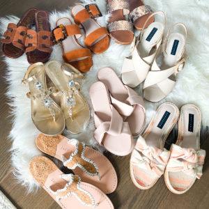 Katies Bliss Spring Sandal Roundup